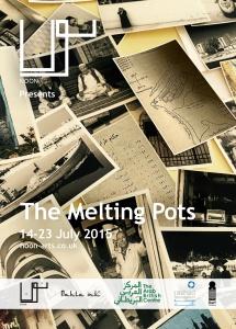 NOON_Arts-the_melting_pots-Flyer