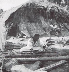 Tawarghan Man (Photo U. Paradisi, 1950s)
