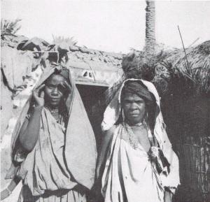 tawarghan-women
